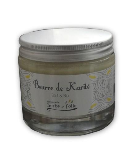Beurre de Karité Brut & Bio